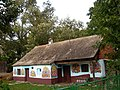 Zalipie - painted cottage 11.JPG