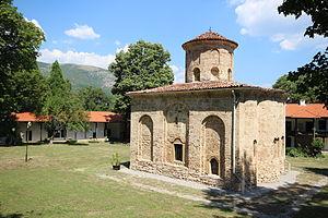 Zemen Monastery - The 11th-century church (katholikon) of the Zemen Monastery