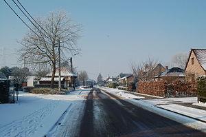 Zemst - The village of Zemst-Bos