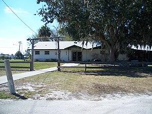 Zolfo Springs, Florida - Zolfo Springs Pioneer Park museum