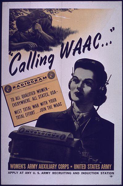 "File:""Calling WAAC..."" - NARA - 514016.jpg"