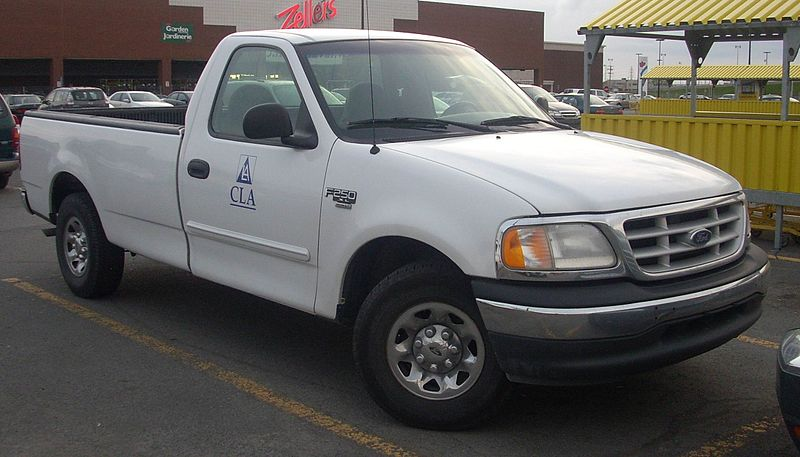 Ford F-250 XL Regular Cab