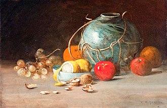 Charles Ethan Porter - Still Life (c. 1880)