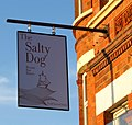 'The Salty Dog', Bangor (detail) - geograph.org.uk - 831827.jpg