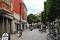 Ängelholm, die Straße Storgatan .JPG