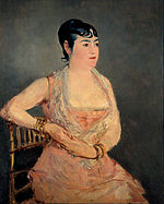 Édouard Manet - Lady in Pink - Google Art Project.jpg