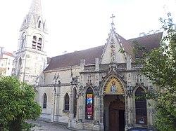 Église Saint-Saturnin de Nogent-sur-Marne