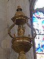 Église de Chaumont en Vexin baton de precession.JPG