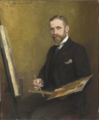 Émile Friant Guillaume Dubufe 1905.png