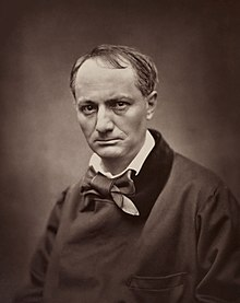 Charles Baudelaire by Étienne Carjat, 1863