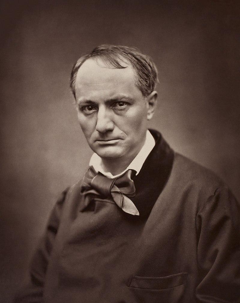 Étienne Carjat, Portrait of Charles Baudelaire, circa 1862.jpg
