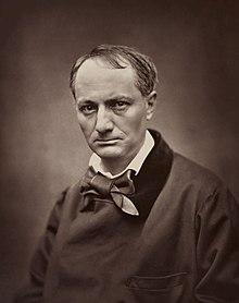 Poet Charles Baudelaire