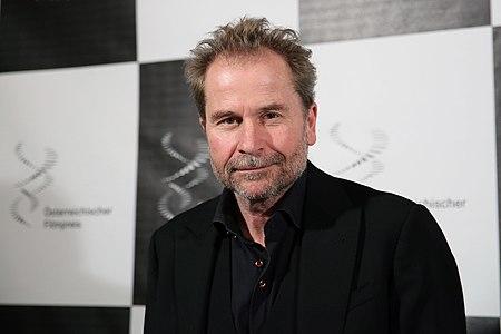 Austrian film director Ulrich Seidl