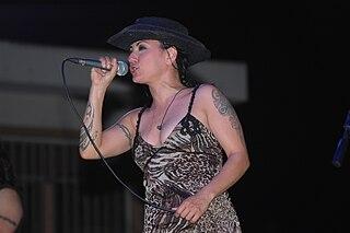 Özlem Tekin Turkish singer