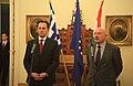 Επίσκεψη ΥΠΕΞ κ. Δ. Δρούτσα σε Βουδαπέστη - FM D. Droutsas visit to Budapest (5207725778).jpg