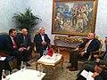 Επίσκεψη του ΑΝΥΠΕΞ Νίκου Χουντή στην Αλβανία (23-24.02.2015) (16606695916).jpg