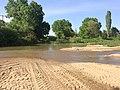Σκάρπα 2η του Λισσού ποταμού πλησίον Λοφαρίου.jpg