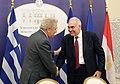 Συνάντηση ΥΠΕΞ Δ. Αβραμόπουλου με ΥΠΕΞ Αιγύπτου Kamel Amr (13.6.2013) (9031439761).jpg