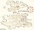 Χάρτης της Δήλου και της Ρήνειας - Antonio Millo - 1582-1591.jpg