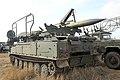 Бойові стрільби зенітних ракетних підрозділів Повітряних Сил та Сухопутних військ ЗС України (31894602748).jpg