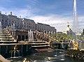 Большой дворец и Большой каскад фонтанов.jpg
