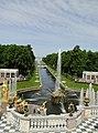 Вид на Самсоновский (Морской) канал с терассы Большого дворца - panoramio.jpg