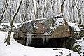 Виступи граніту на правому березі Бугу навпроти Сабарова P1320540.jpg
