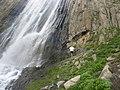 """Водопад """"Девичьи Слёзы"""" в Терскольском ущелье - panoramio.jpg"""