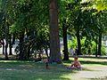 В выходной день в парке. - panoramio.jpg