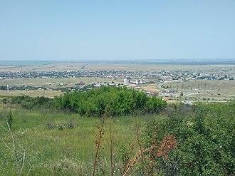 Groznensky District - Town in Groznensky District