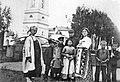 Есенин с земляками в Константинове. 1909.jpg