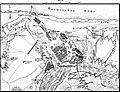 Карта-схема к статье «Кольберг». Осада 1807 года. Военная энциклопедия Сытина (Санкт-Петербург, 1911-1915).jpg