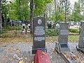 Могила генерал-лейтенанта Ефремва М.Г. рядом похоронен его сын полковник Ефремов М.М.jpg