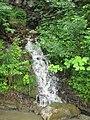 Нижній каскад невідомого водоспаду в с. Сукіль.jpg