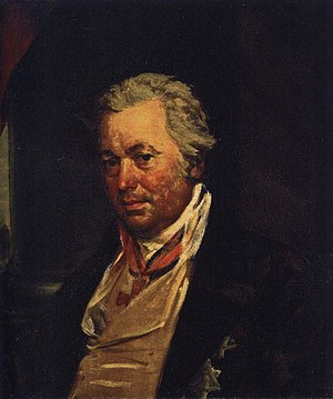 Alexander Korsakov - Image: Портрет Римского Корсакова. 1820 е