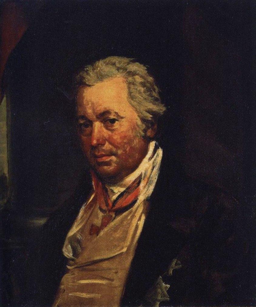 Портрет Римского-Корсакова. 1820-е