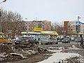 Северодвинск, перекресток ул. Карла Маркса и ул. Труда - panoramio.jpg