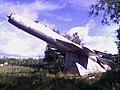 Третий памятник-самолёт в Талагах - panoramio (1).jpg
