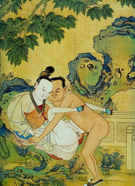 эротика в произведениях старинных мастеров