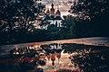 Чаруюча Катерининська церква погляд з Валу.jpg