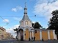 Часовня церкви Благовещения Пресвятой Богородицы.jpg