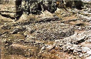 High place - The bamah of Megiddo.