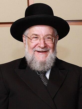 Kol Torah - Israel Meir Lau