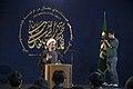 سخنرانی علیرضا پناهیان در جمع هیئت های مذهبی در قصر شیرین به مناسبت بیست و دوم بهمن ماه Alireza Panahian 18.jpg