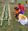 বোন্দা গঞা লালুং(তিৱা) সমাজৰ আদ্যশ্ৰাদ্ধ পালন.jpg