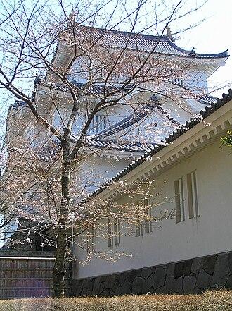 Ōtaki, Chiba - Ōtaki Castle