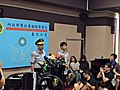 內政部警政署鐵路警察局臺北分局 爆炸案記者會 20160708a.jpg