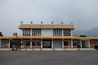 Jialu railway station Railway station in Fangshan, Taiwan