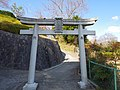 加賀田神社 河内長野市加賀田 2013.2.10 - panoramio.jpg