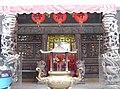 台北市普濟寺建寺已有一百六十七年的歷史,最早由大陸田仔頂觀音媽祖廟遷移來台 - panoramio.jpg